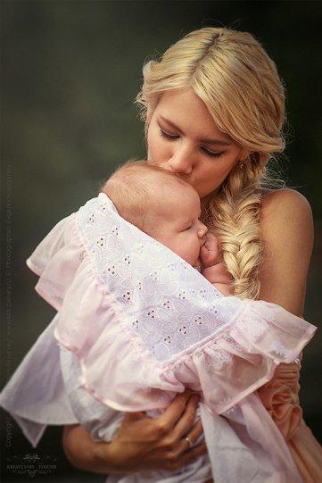 Автор: Евгений Крестьянов – фото младенцев