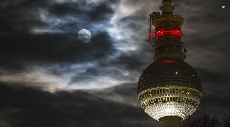 Фотограф: Hannibal Hanschke — фото Полнолуния 28