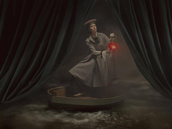 Самый необычный fashion-фотограф современности Eugenio Recuenco - №26