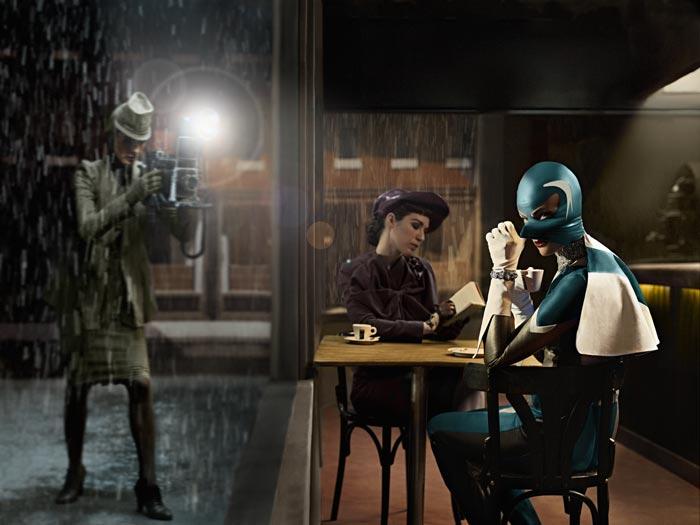 Самый необычный fashion-фотограф современности Eugenio Recuenco - №11