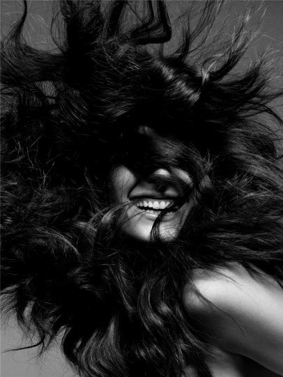 Hair Storm от фотографа Solve Sundsbo - №4