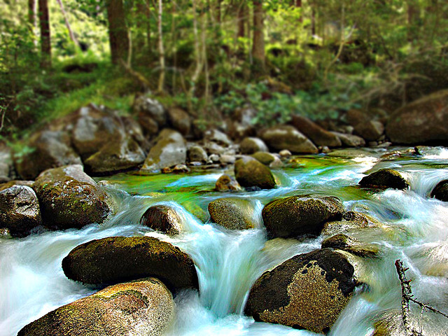 Автор фото Steve Steady 64 - Как фотографировать воду в движении