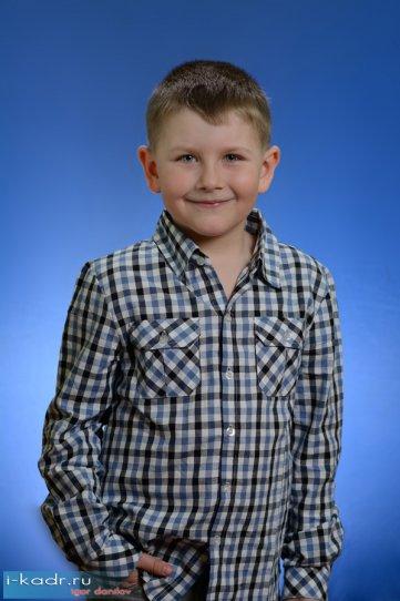 Автор: Игорь Данилов - Фотографирование ребёнка в школе