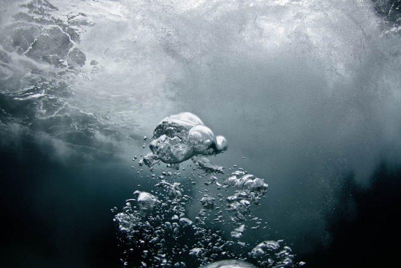 Марк Типпл - Под водой - №11