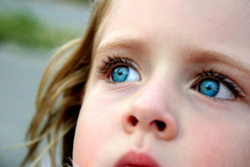 Как душевно фотографировать глаза?