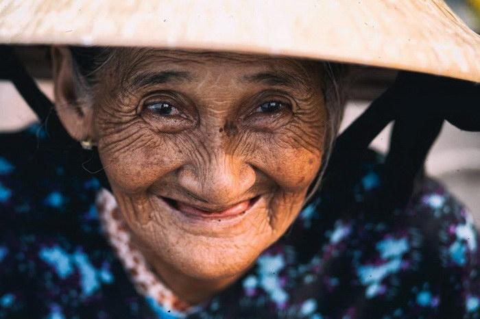"""Глаза людей и """"скрытая"""" улыбка в фотографиях французского фотографа Рехана - №2"""