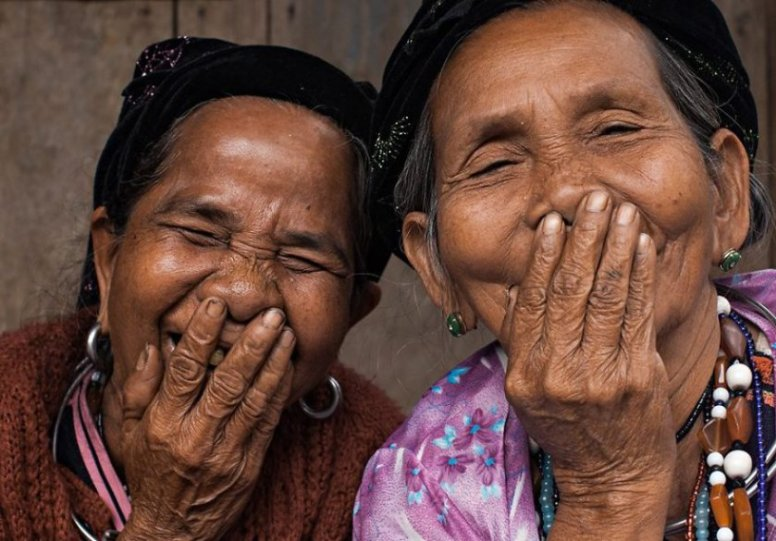 """Глаза людей и """"скрытая"""" улыбка в фотографиях французского фотографа Рехана - №22"""