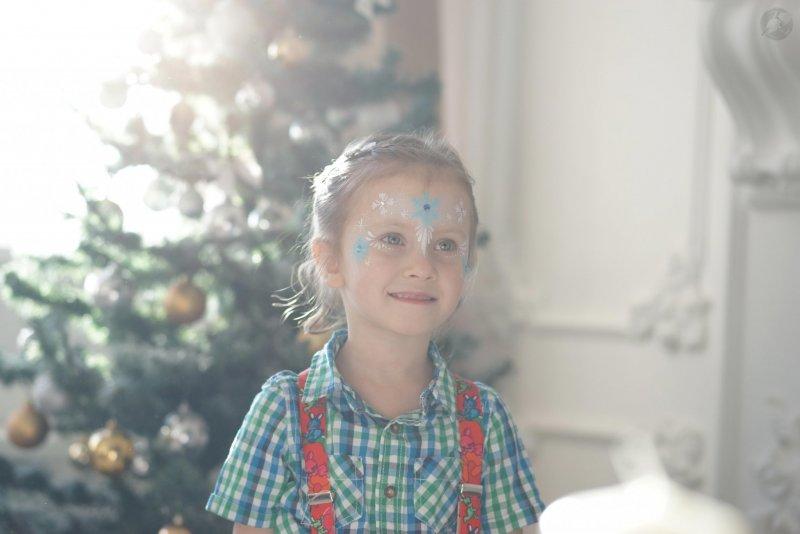 Дети. Новогодние фотосессии - №10