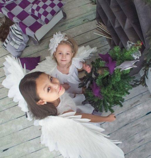 Дети. Новогодние фотосессии - №2