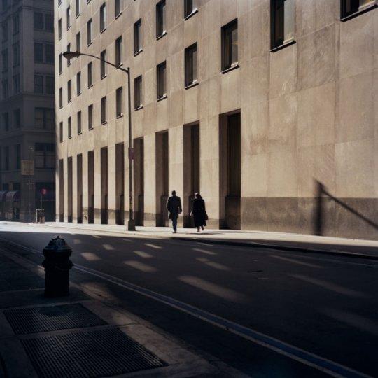 Нью-Йорк 1980-х годов в объективе Джанет Делани - №3