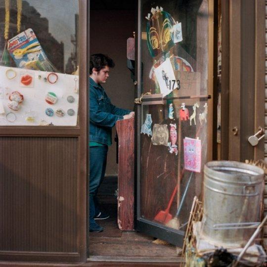 Нью-Йорк 1980-х годов в объективе Джанет Делани - №7