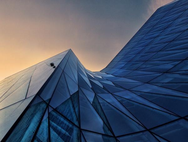 Совершенство геометрических форм от Клауса Питера-Кубика - №3