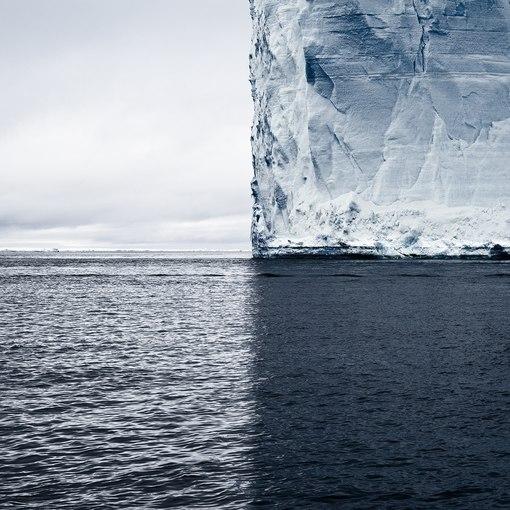 Как фотографировать в ручном режиме? David Burdeny Ледниковый период