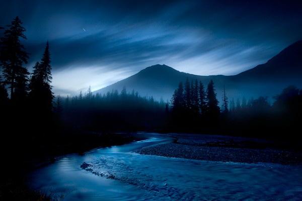 Великолепие пейзажной съемки в творчестве Марка Адамуса - №13