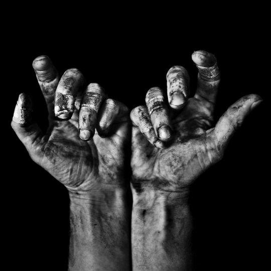 Классика черно-белой фотографии Бенуа Курти - №2