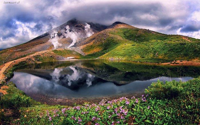 Зеркальные пейзажи Чже Вун Ю - №1