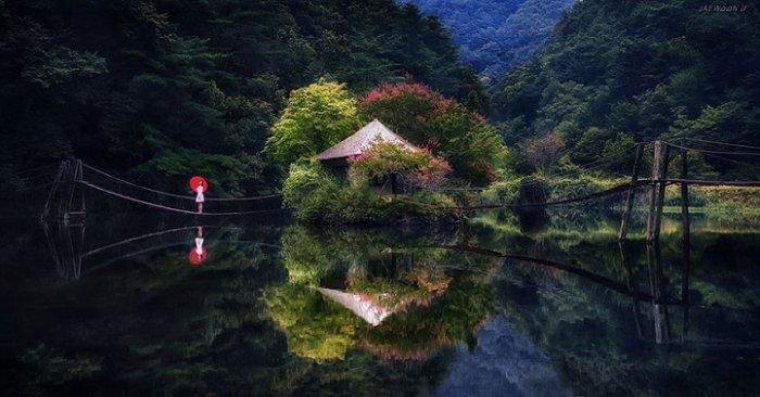 Зеркальные пейзажи Чже Вун Ю - №5