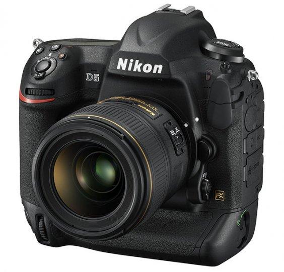 Новинки от Nikon - №1