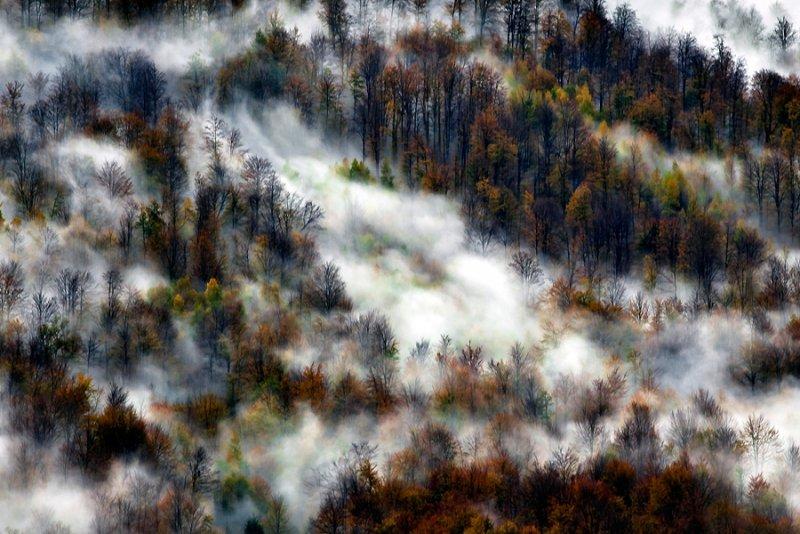 Страна грез в пейзажных фотографиях Аднана Бубало - №17