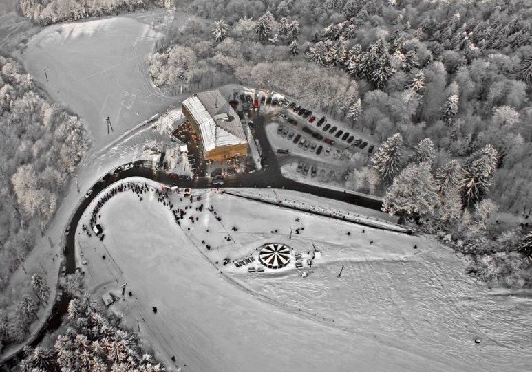 Сказочные фотопейзажи аэрофотографа Матяжа Катера - №12