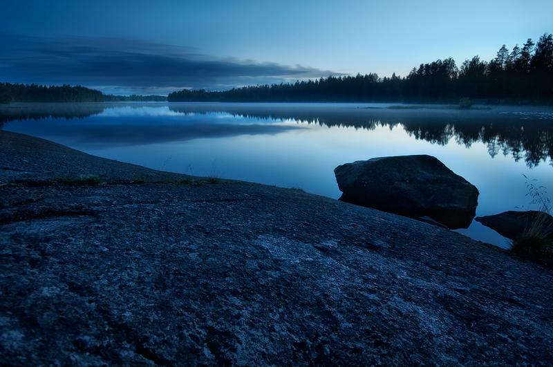 Финские пейзажи Микко Лагерстедта - №17
