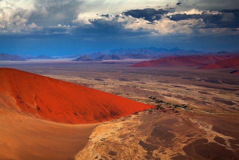 Фантастическая Намибия в объективе Хоугарда Малана - №32