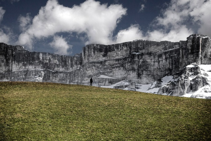 Поиск одиночества в пейзажах Густава Виллейта - №6