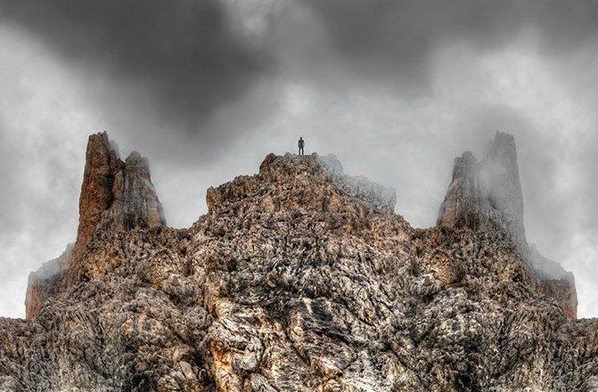 Поиск одиночества в пейзажах Густава Виллейта - №4