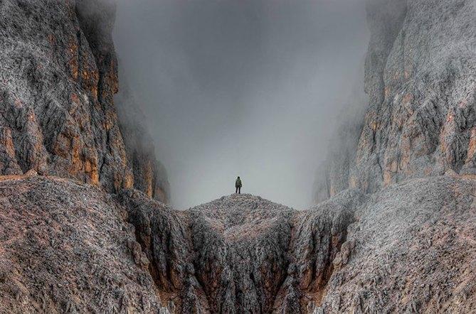 Поиск одиночества в пейзажах Густава Виллейта - №13