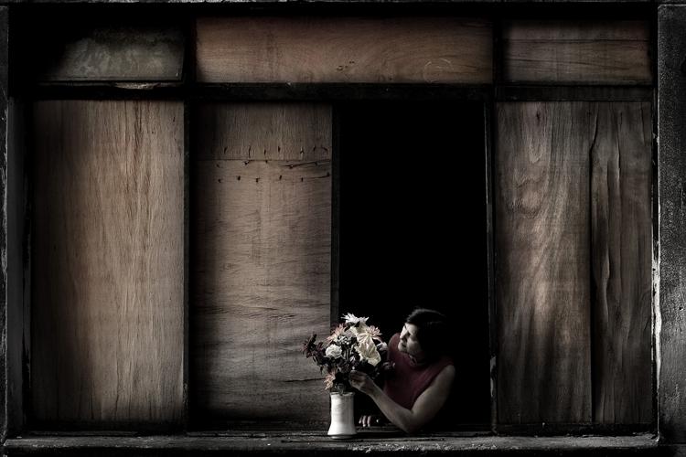 Жизнь в окнах Сан-Паулу - №1