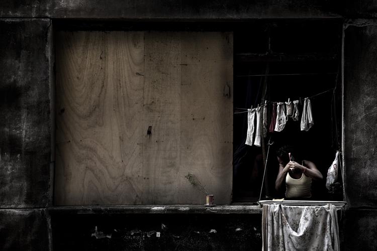 Жизнь в окнах Сан-Паулу - №5