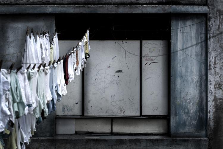Жизнь в окнах Сан-Паулу - №9