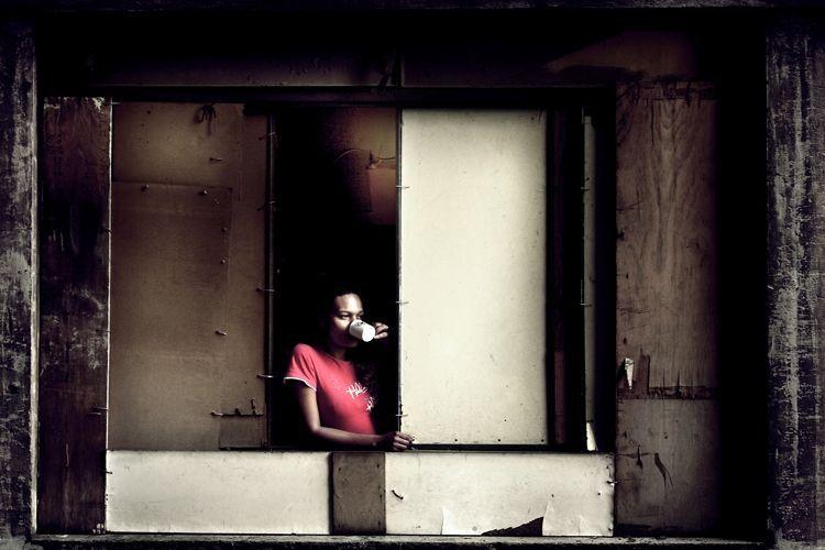 Жизнь в окнах Сан-Паулу - №21