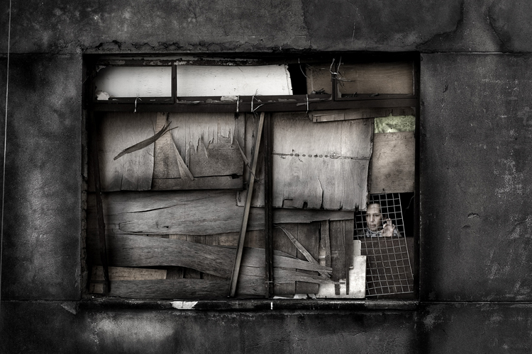 Жизнь в окнах Сан-Паулу - №25
