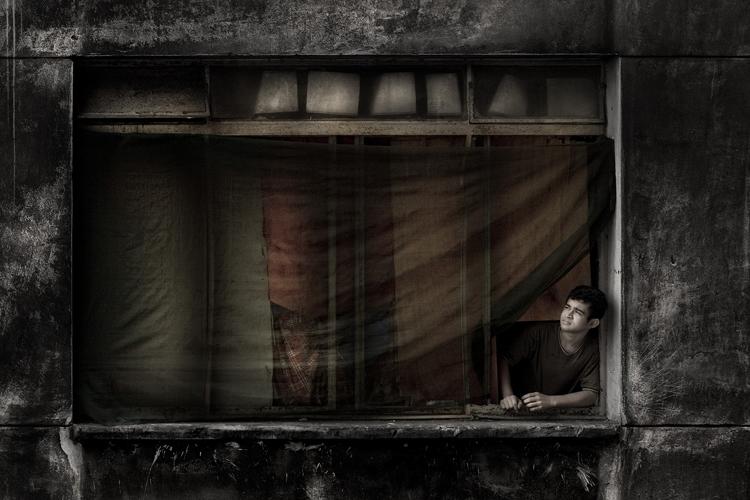 Жизнь в окнах Сан-Паулу - №29