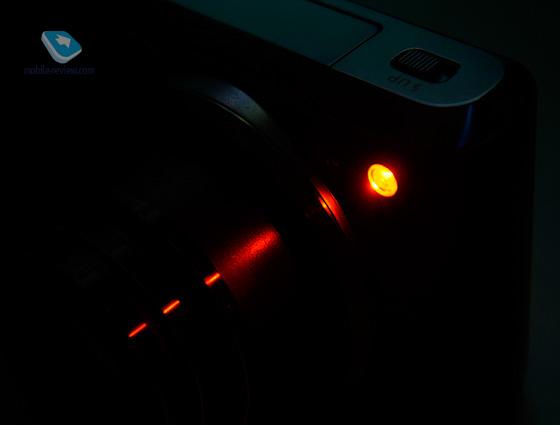 Подсветка автофокуса