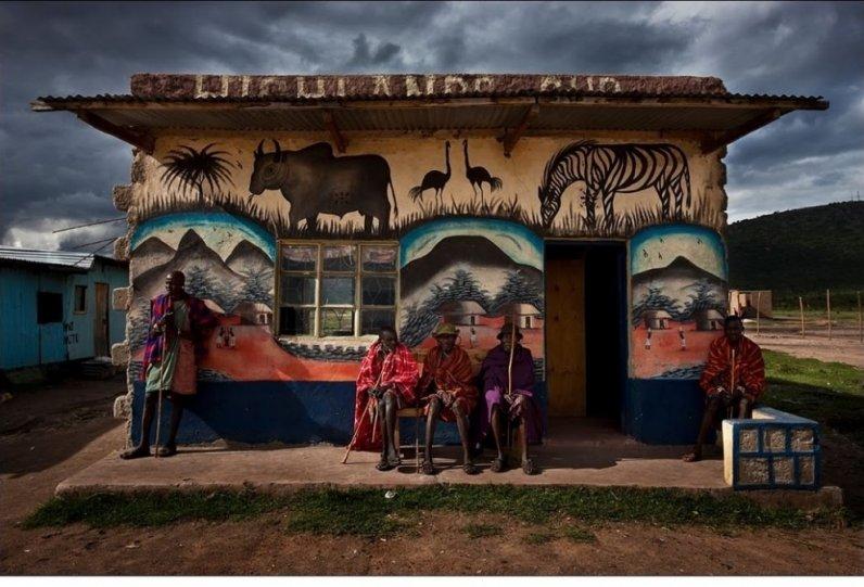 Жизнь Африки в объективе Брента Стиртона - №22