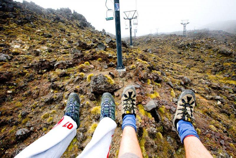 Путешествующие ноги Тома Робинсона - №14