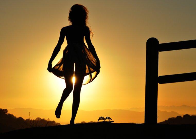 Мир теней и силуэтов фотографии Ти Джея Скотта - №1