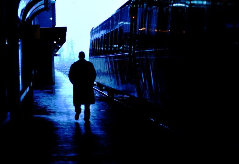Мир теней и силуэтов фотографии Ти Джея Скотта - №8