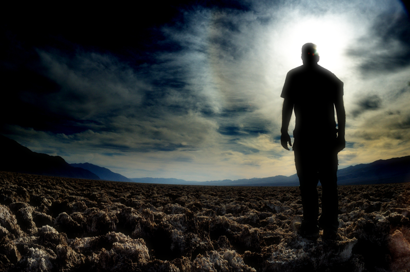 Мир теней и силуэтов фотографии Ти Джея Скотта - №17
