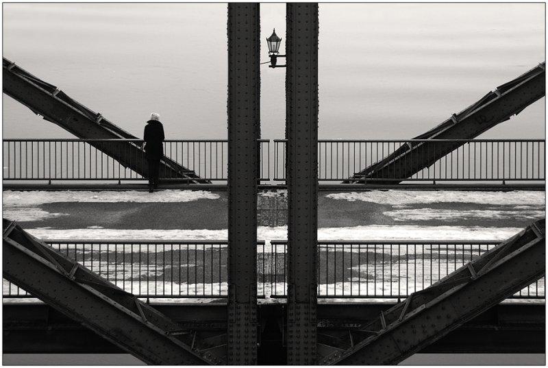Черно-белое спокойствие симметрии Кая Зиля - №14