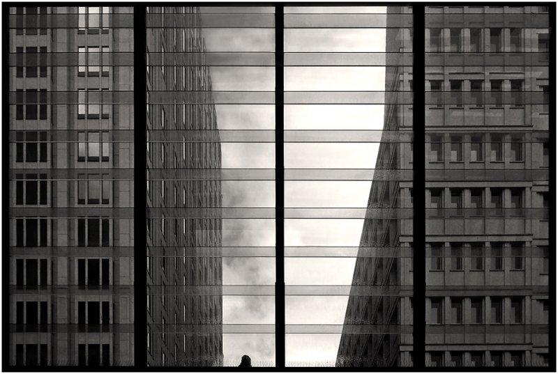 Черно-белое спокойствие симметрии Кая Зиля - №18