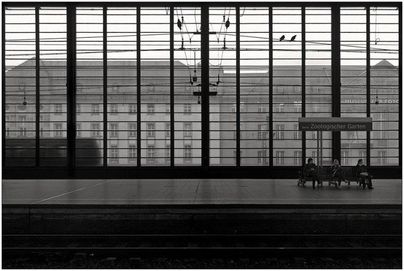 Черно-белое спокойствие симметрии Кая Зиля - №22
