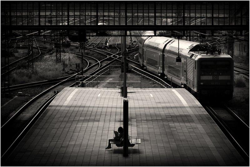 Черно-белое спокойствие симметрии Кая Зиля - №46