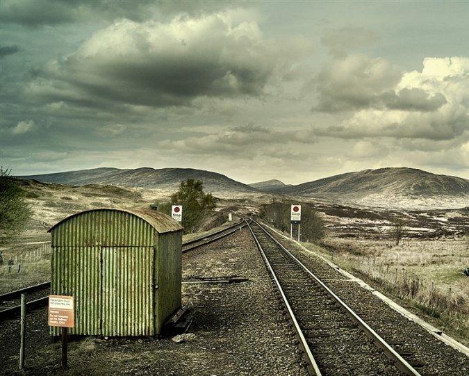 Величественные пейзажи Крейга Истона - №21