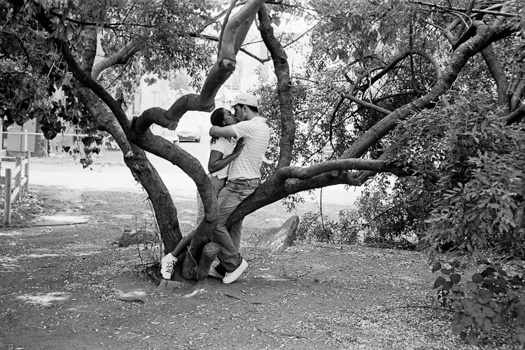 Черно-белый Нью-Йорк Дэйва Бекермана - №15