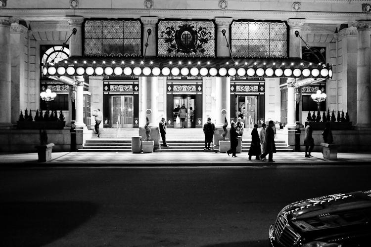 Черно-белый Нью-Йорк Дэйва Бекермана - №20