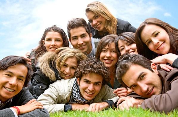 Как фотографировать группу людей?