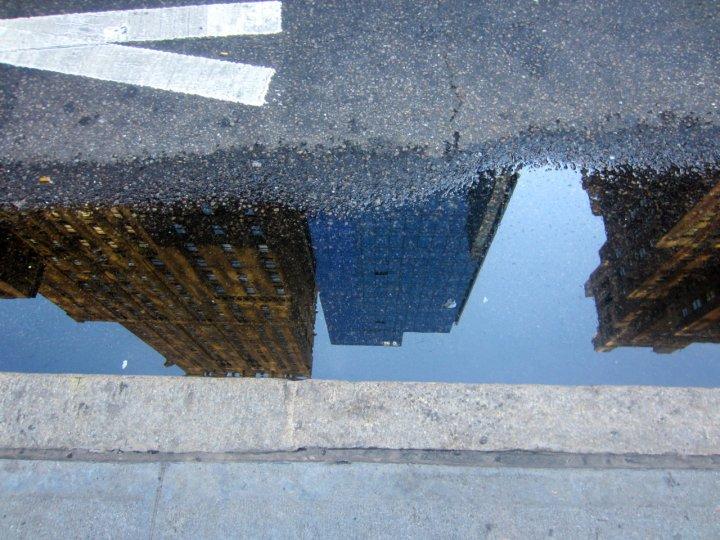 «Архитектурные лужи» Мадлен Диганги - №18